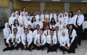 Penguatan Nilai-Nilai Dasar Pemeriksa Bersama Anggota V BPK