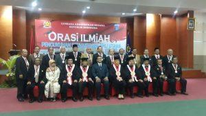 Orasi Ilmiah dan Pengukuhan Widyaiswara Ahli Utama Badiklat PKN BPK