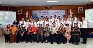 Walikota Surabaya Berbagi Inovasi dalam Kepemimpinan