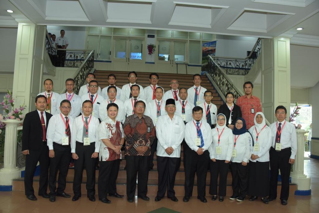 Benchmarking Diklatpim III Angkatan II BPK Tahun 2018 ke Pemkab. Malang: Inovasi untuk Majukan Kabupaten Malang