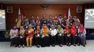 Peserta Training Officer Course LAN Mengunjungi Badiklat PKN