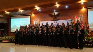 The 5th Intosai WGEA International Training On Forestry Audit 2018 di Badiklat PKN BPK RI